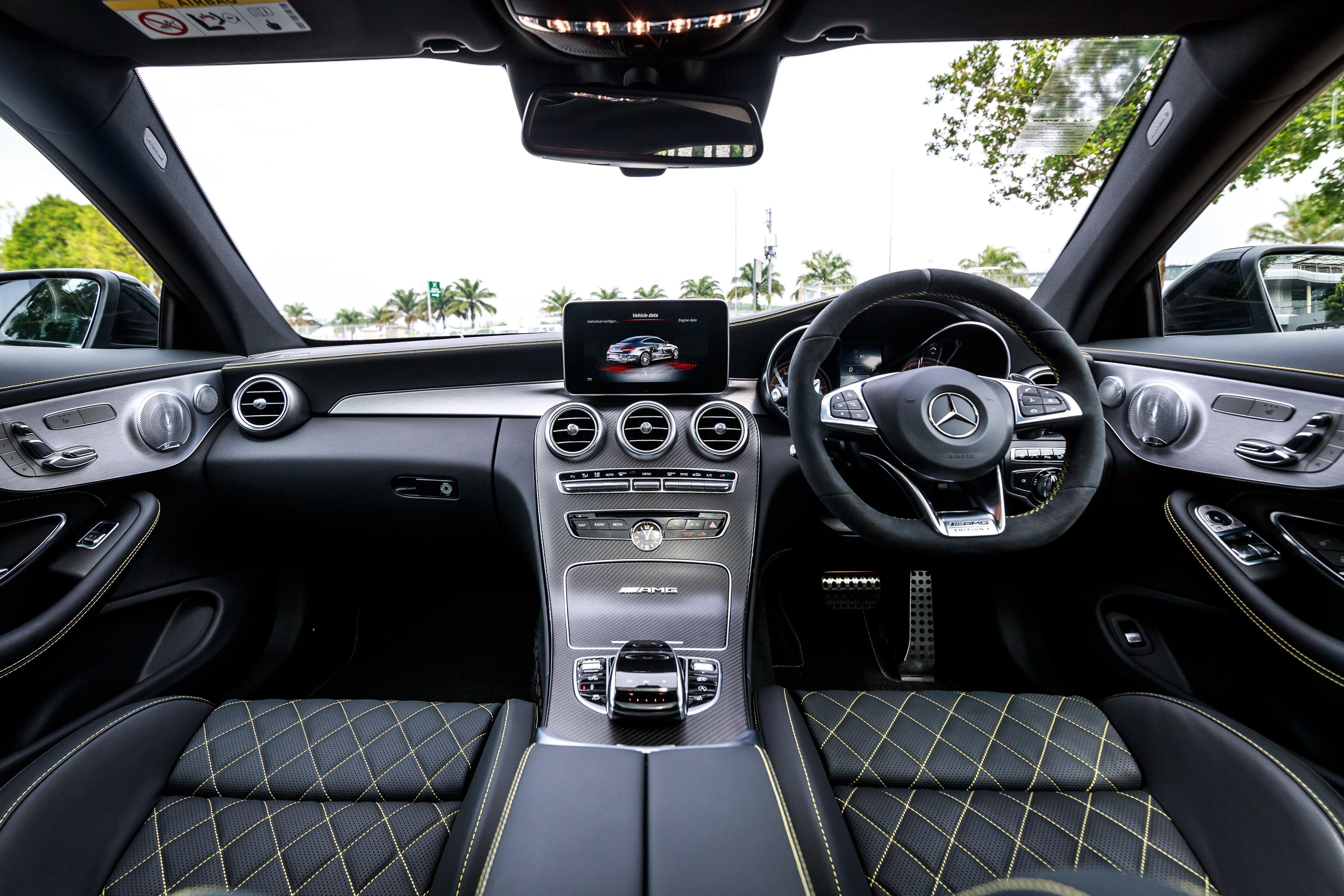 Mercedes Amg C63 S Coupe 本地上市,从rm773k起! Mercedes Amg C 63