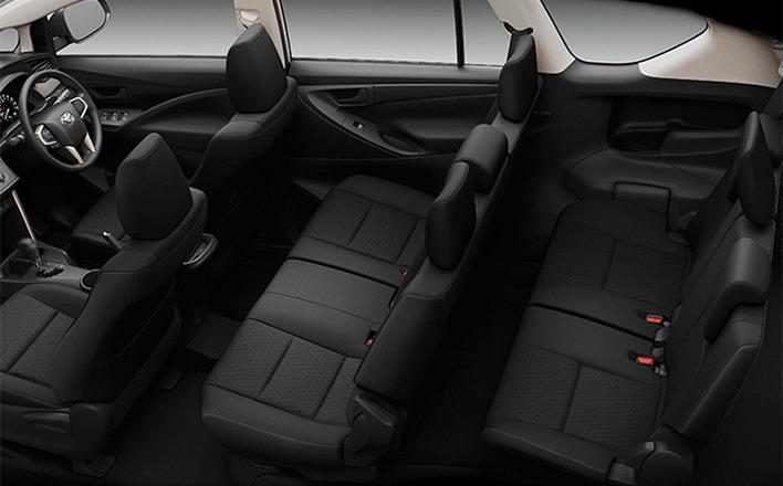 全新 Toyota Innova 即日起开放预订,预估价rm109k起。 New Toyota Innova
