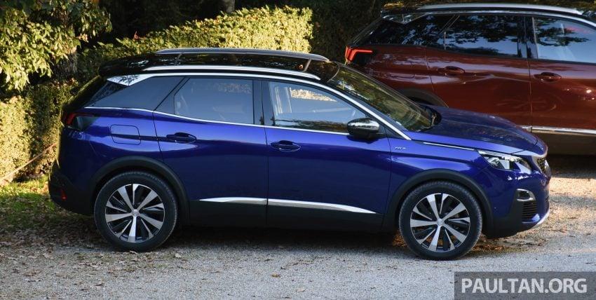 全新 Peugeot 3008 明年第二季来马,搭配1.6涡轮引擎。 Image #14061