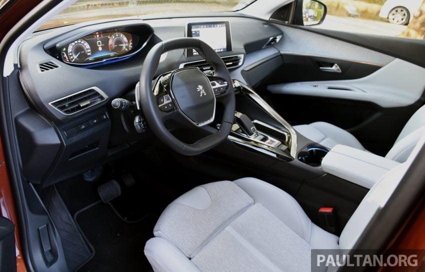 全新 Peugeot 3008 明年第二季来马,搭配1.6涡轮引擎。 Image #14070