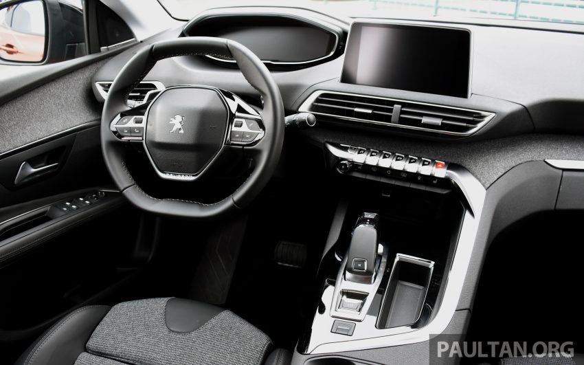 全新 Peugeot 3008 明年第二季来马,搭配1.6涡轮引擎。 Image #14071