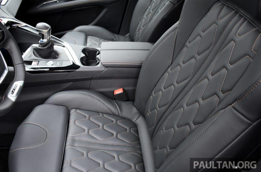 全新 Peugeot 3008 明年第二季来马,搭配1.6涡轮引擎。 Image #14077
