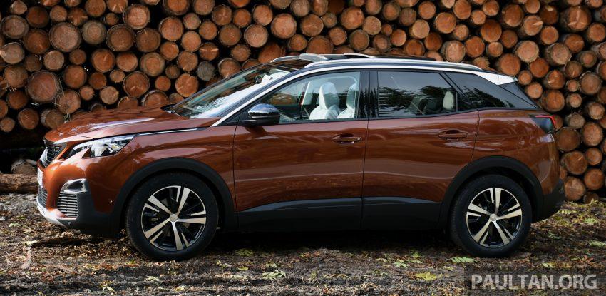 全新 Peugeot 3008 明年第二季来马,搭配1.6涡轮引擎。 Image #14054