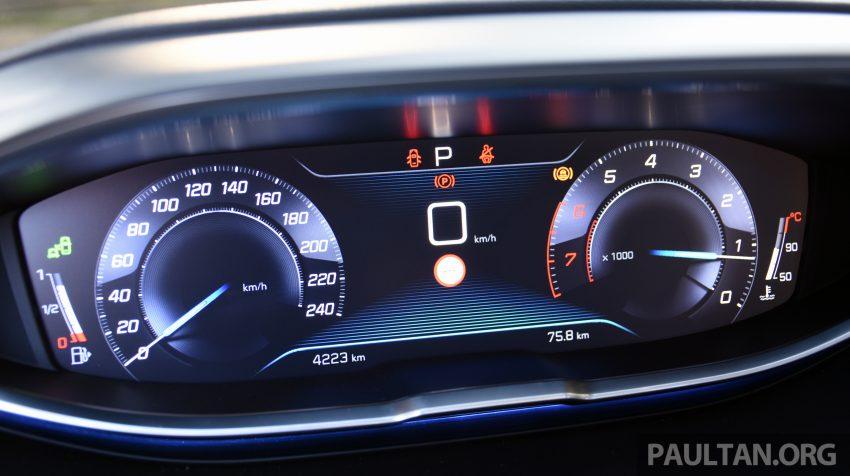 全新 Peugeot 3008 明年第二季来马,搭配1.6涡轮引擎。 Image #14083