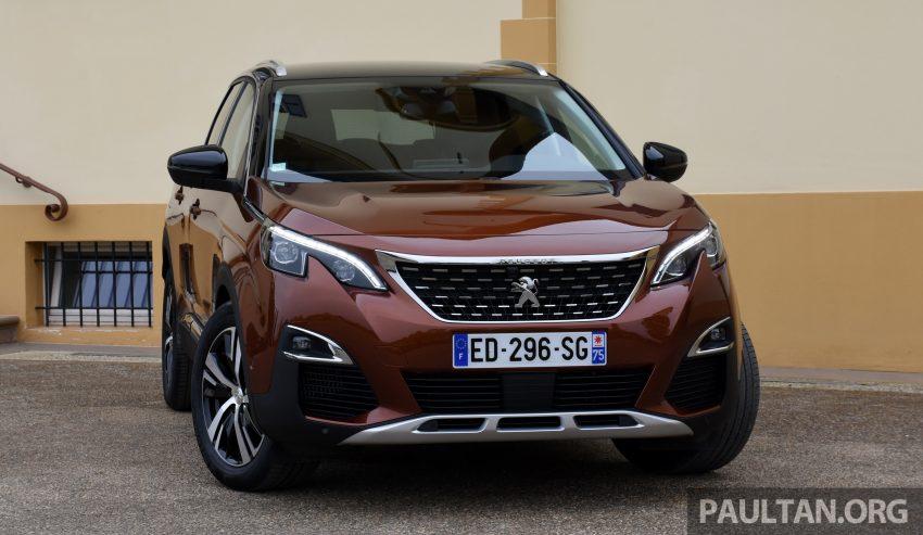 全新 Peugeot 3008 明年第二季来马,搭配1.6涡轮引擎。 Image #14057