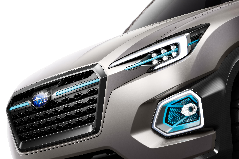 Subaru Viziv 概念车...