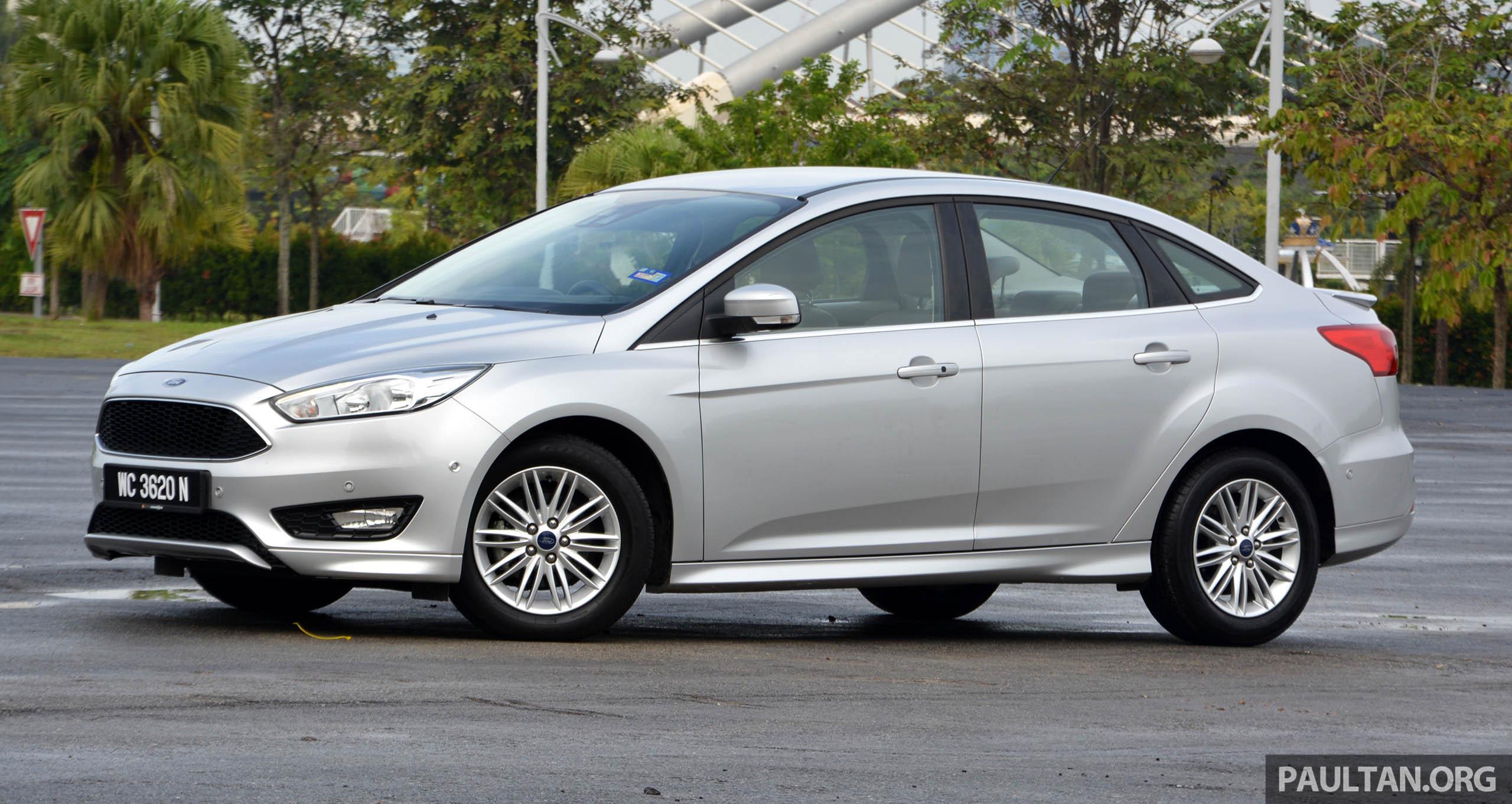 试驾:ford Focus 1 5 Ecoboost Titanium+ 替代之选。 Ford Focus