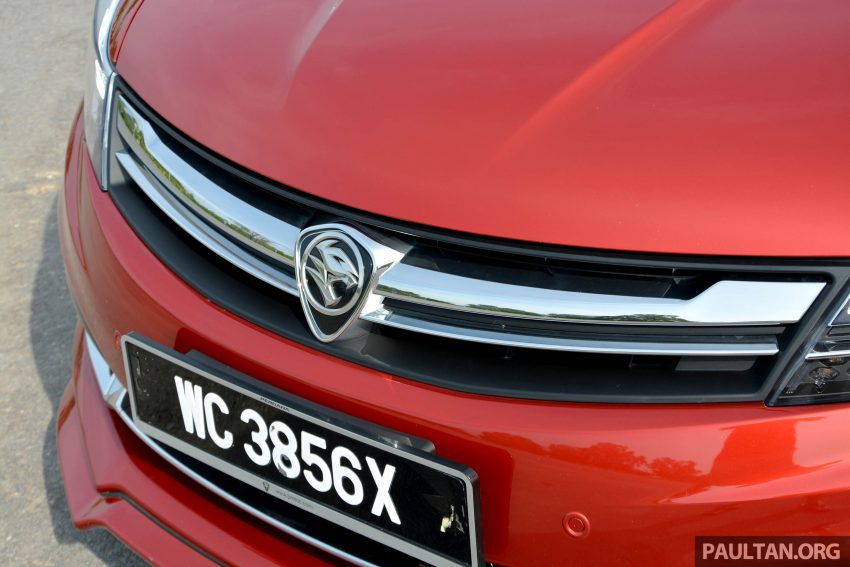 试驾:Proton Perdana 2.4,值得成为你的口袋选择吗? Image #15733