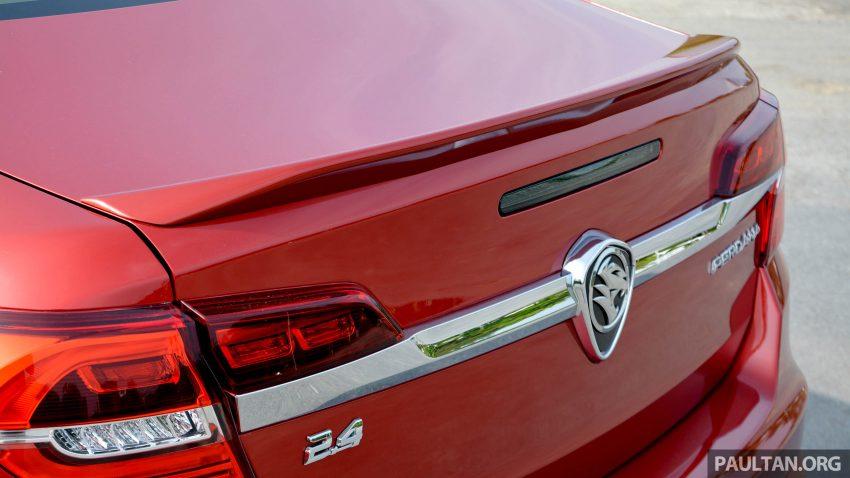 试驾:Proton Perdana 2.4,值得成为你的口袋选择吗? Image #15739