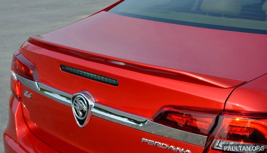 试驾:Proton Perdana 2.4,值得成为你的口袋选择吗? Image #15742