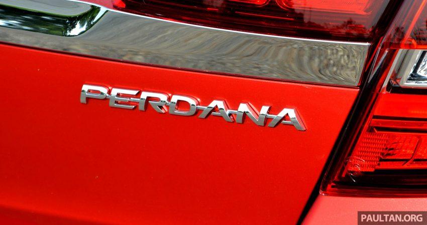 试驾:Proton Perdana 2.4,值得成为你的口袋选择吗? Image #15743