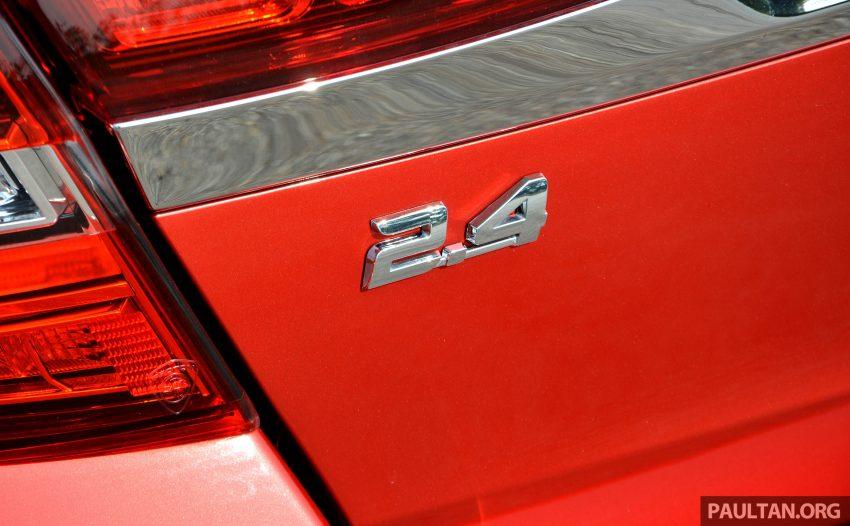 试驾:Proton Perdana 2.4,值得成为你的口袋选择吗? Image #15745