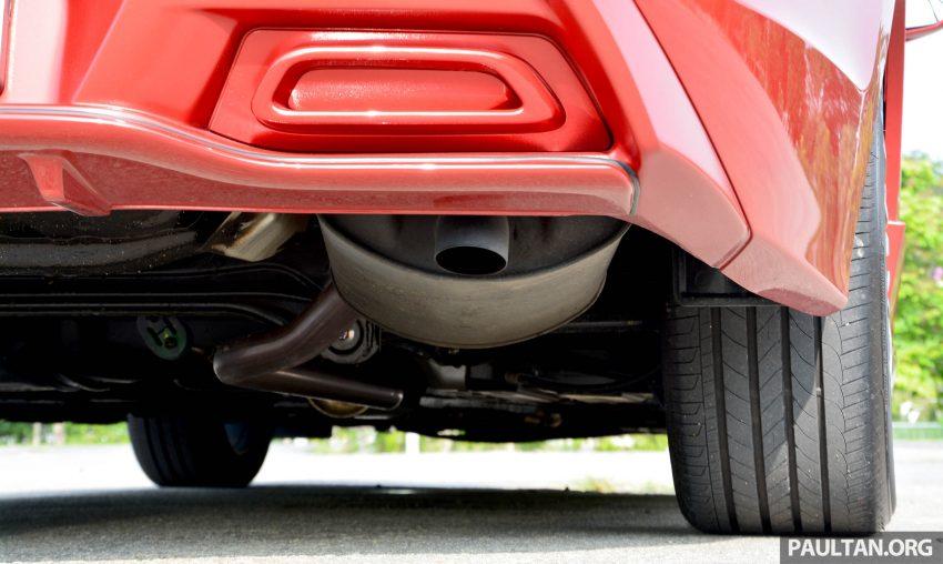 试驾:Proton Perdana 2.4,值得成为你的口袋选择吗? Image #15749