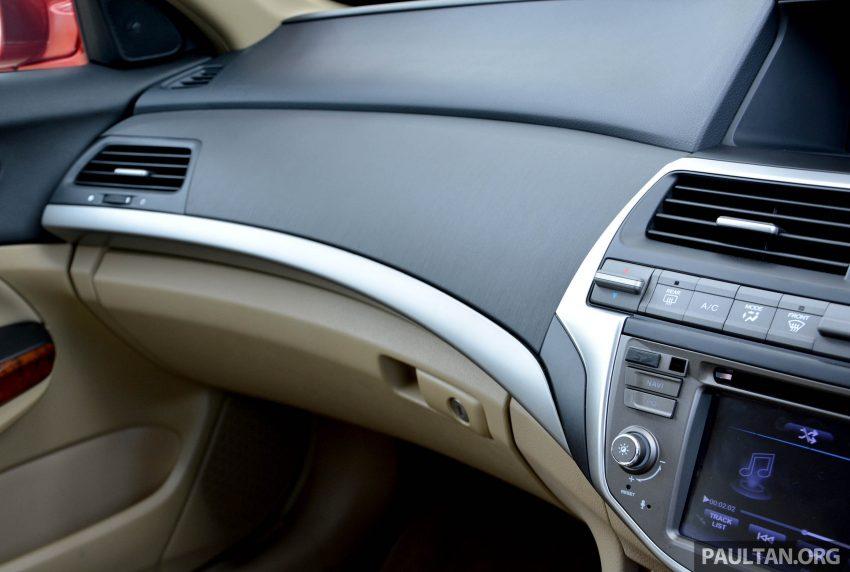 试驾:Proton Perdana 2.4,值得成为你的口袋选择吗? Image #15750