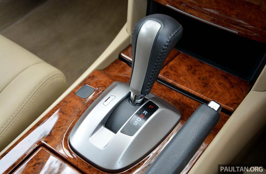 试驾:Proton Perdana 2.4,值得成为你的口袋选择吗? Image #15753