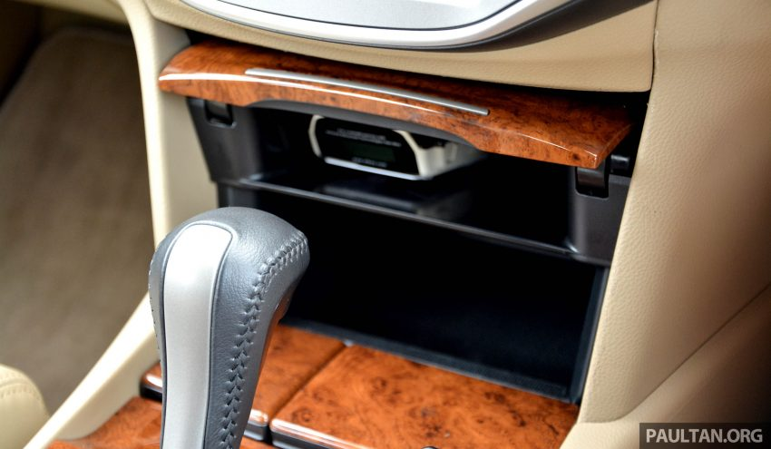 试驾:Proton Perdana 2.4,值得成为你的口袋选择吗? Image #15759