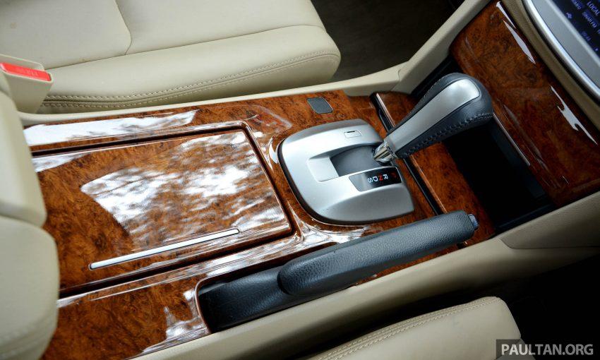 试驾:Proton Perdana 2.4,值得成为你的口袋选择吗? Image #15760