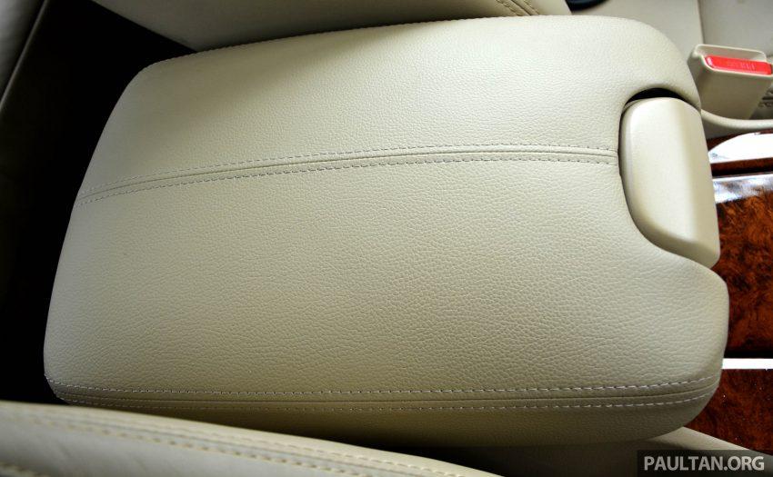 试驾:Proton Perdana 2.4,值得成为你的口袋选择吗? Image #15762