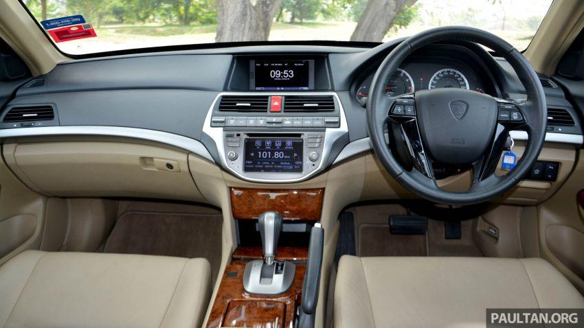 试驾:Proton Perdana 2.4,值得成为你的口袋选择吗? Image #15775