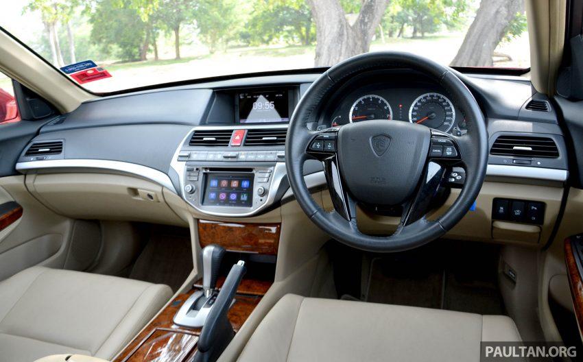 试驾:Proton Perdana 2.4,值得成为你的口袋选择吗? Image #15780