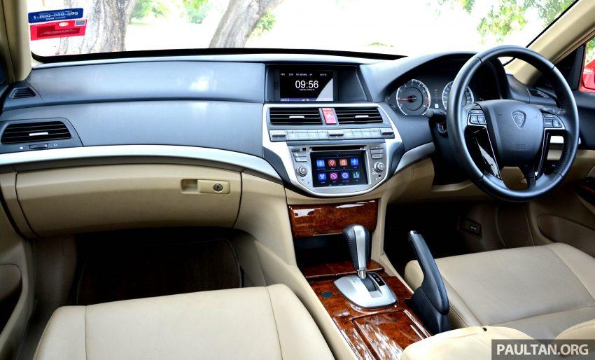 试驾:Proton Perdana 2.4,值得成为你的口袋选择吗? Image #15781