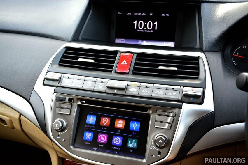 试驾:Proton Perdana 2.4,值得成为你的口袋选择吗? Image #15783