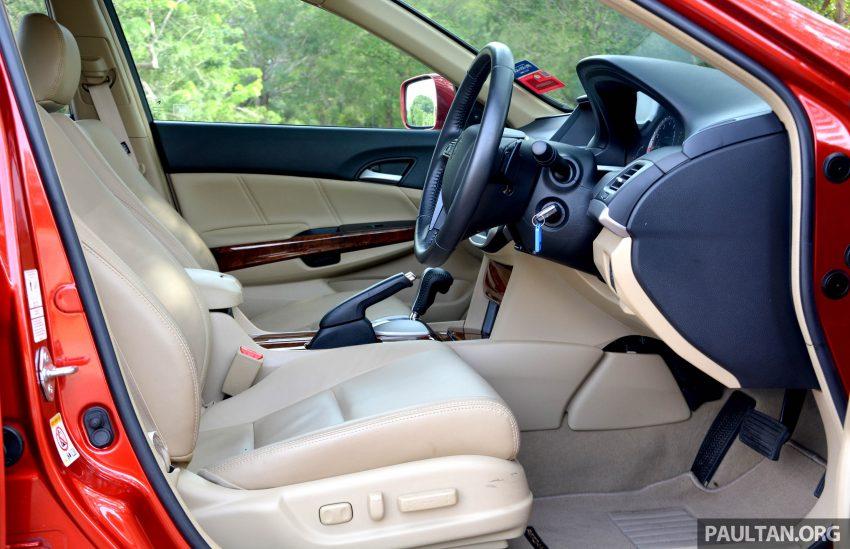 试驾:Proton Perdana 2.4,值得成为你的口袋选择吗? Image #15784