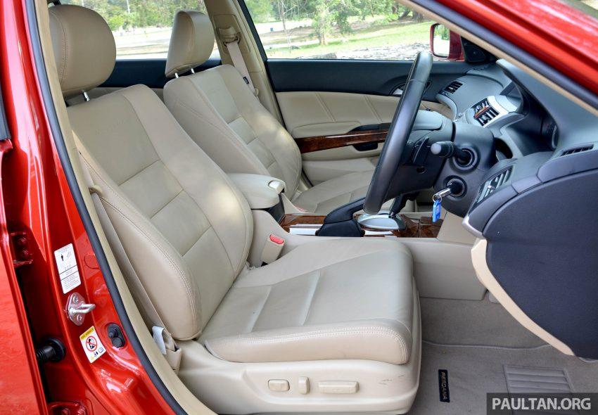 试驾:Proton Perdana 2.4,值得成为你的口袋选择吗? Image #15785