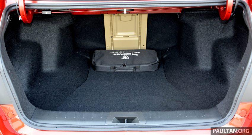 试驾:Proton Perdana 2.4,值得成为你的口袋选择吗? Image #15794