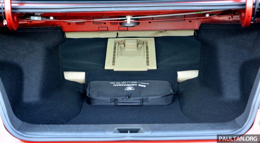 试驾:Proton Perdana 2.4,值得成为你的口袋选择吗? Image #15798