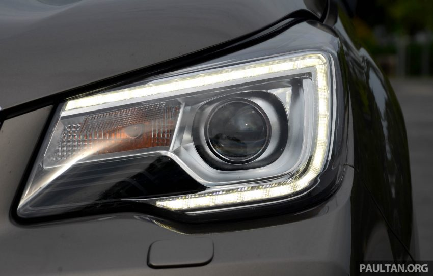 试驾:Subaru Forester 2.0i-P,超高性价比的中型SUV。 Image #15158