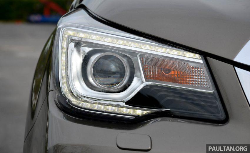 试驾:Subaru Forester 2.0i-P,超高性价比的中型SUV。 Image #15166