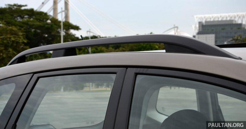 试驾:Subaru Forester 2.0i-P,超高性价比的中型SUV。 Image #15168