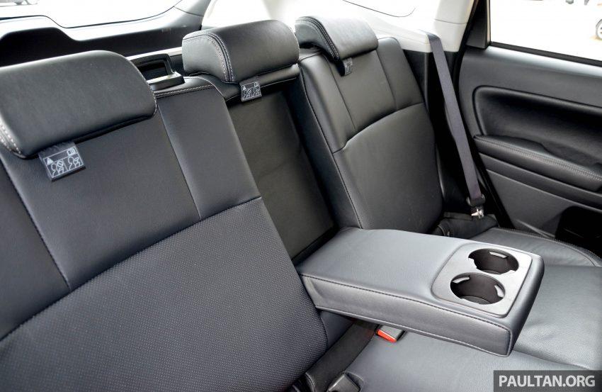 试驾:Subaru Forester 2.0i-P,超高性价比的中型SUV。 Image #15188