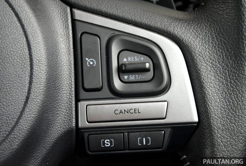 试驾:Subaru Forester 2.0i-P,超高性价比的中型SUV。 Image #15205