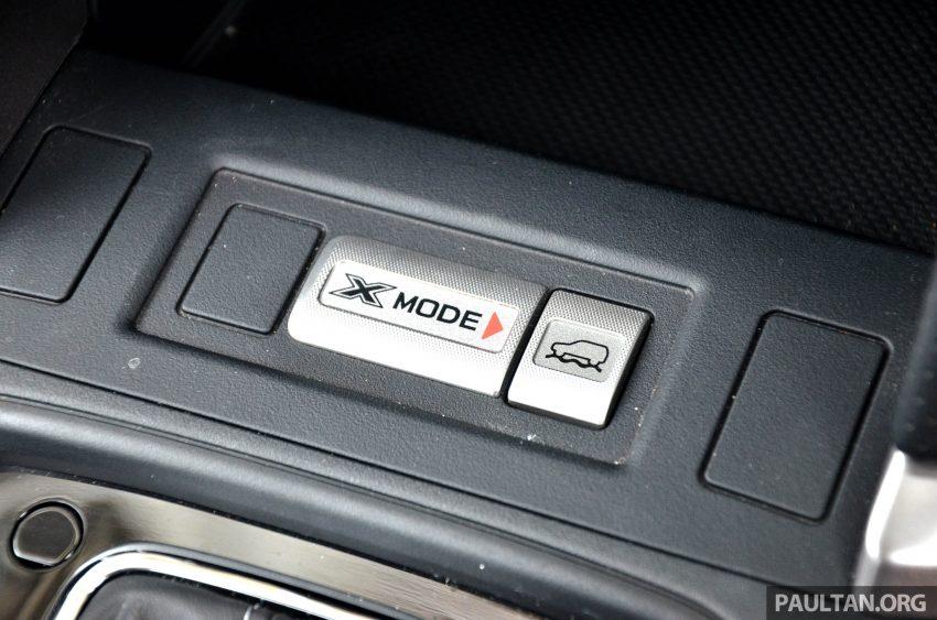试驾:Subaru Forester 2.0i-P,超高性价比的中型SUV。 Image #15210