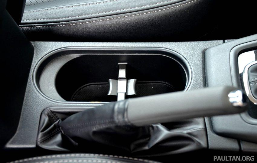 试驾:Subaru Forester 2.0i-P,超高性价比的中型SUV。 Image #15217