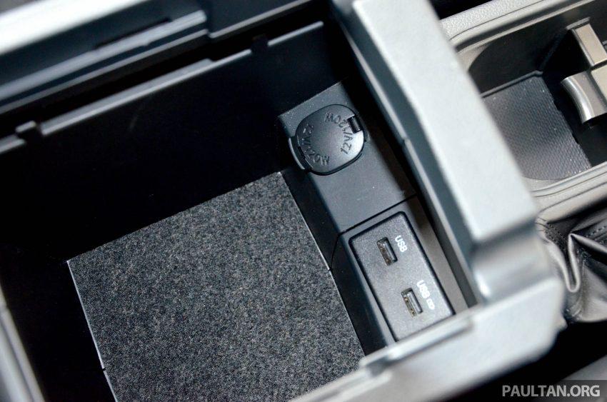 试驾:Subaru Forester 2.0i-P,超高性价比的中型SUV。 Image #15220