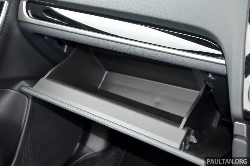 试驾:Subaru Forester 2.0i-P,超高性价比的中型SUV。 Image #15221