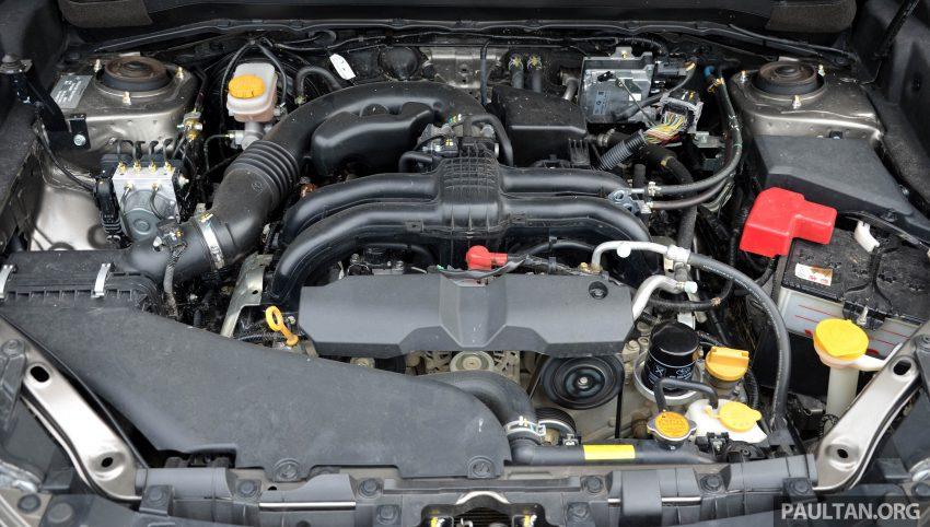 试驾:Subaru Forester 2.0i-P,超高性价比的中型SUV。 Image #15231
