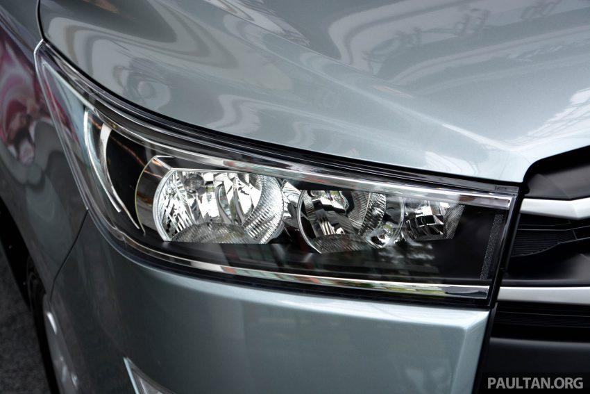 试驾:全新 Toyota Innova,行车质感更佳,安全大跃进! toyota-innova-2-0e-1 - Paul Tan 汽车资讯网