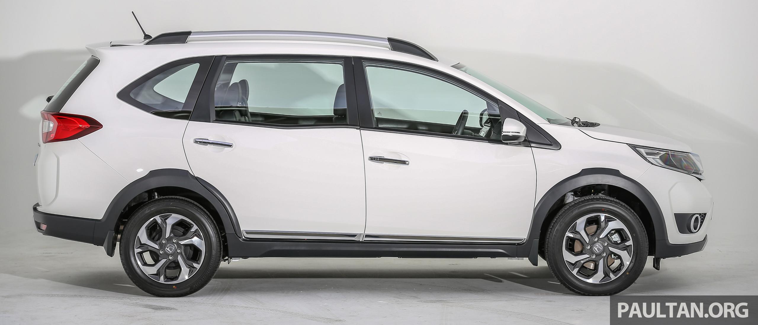 Honda >> 新车图集: Honda BR-V 1.5V,集SUV和MPV特点于一身。 Honda_BR-V_Ext-13 - Paul Tan 汽车资讯网