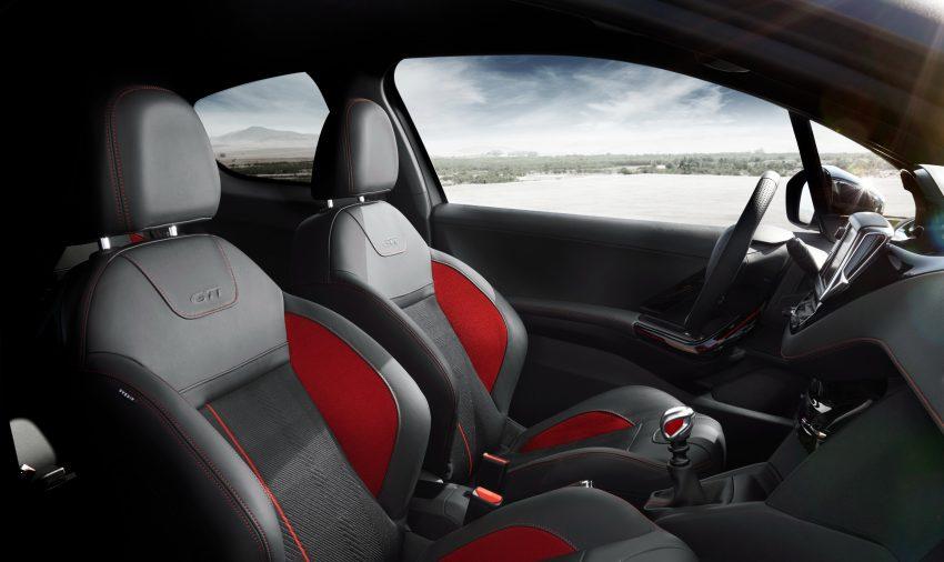 原厂确认,Peugeot 208 GTi 小改款近期内将登陆大马。 Image #17596