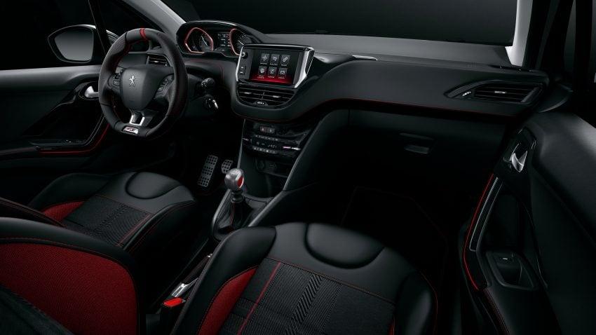 原厂确认,Peugeot 208 GTi 小改款近期内将登陆大马。 Image #17597