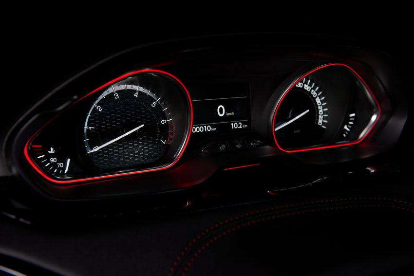 原厂确认,Peugeot 208 GTi 小改款近期内将登陆大马。 Image #17598