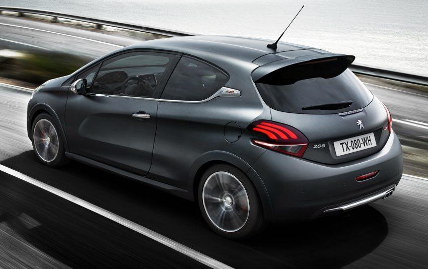 原厂确认,Peugeot 208 GTi 小改款近期内将登陆大马。 Image #17590