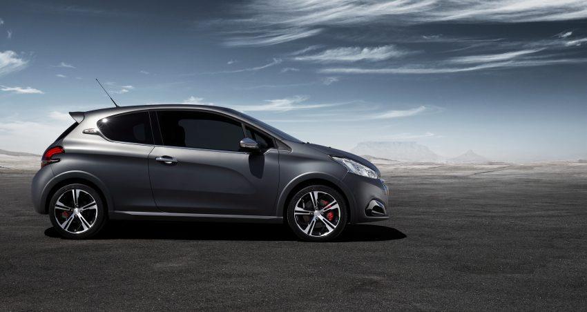 原厂确认,Peugeot 208 GTi 小改款近期内将登陆大马。 Image #17593