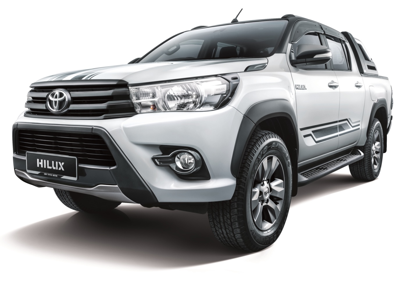 Toyota Hilux 2.4G Limited Edition开售,价格RM126k。 Hilux ...