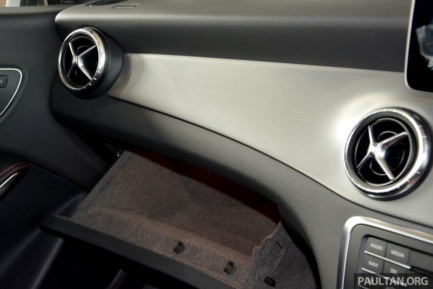 试驾:Mercedes-Benz CLA 200,酷帅外型,年轻最爱。 Image #19640