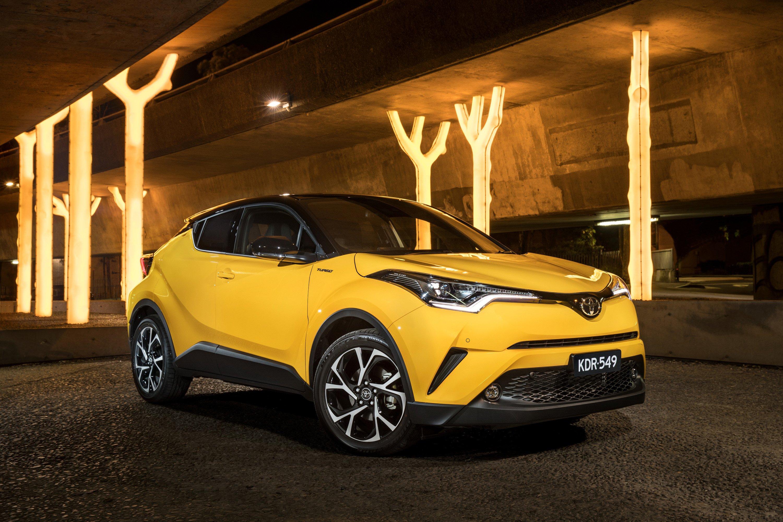 Toyota C Hr 正式登陆澳洲 1 2涡轮引擎 售价rm92k起。 2017 Toyota C Hr